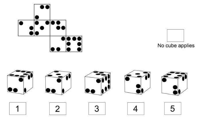 Cube Folding Test PPT