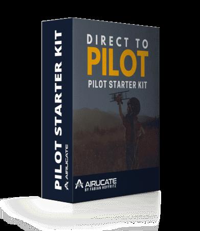 pilot starter kit box